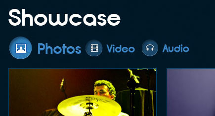 William Ritchie Drums Website
