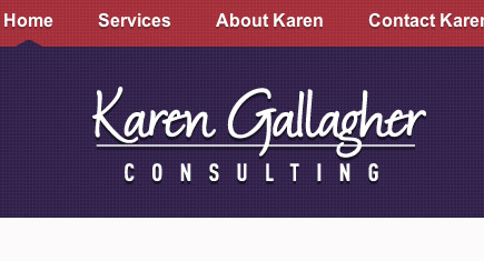 Fundraising Consultancy Logo and Website